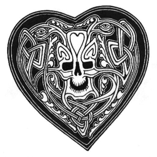 Celtic Heart by ppunker