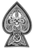 Celtic Spade by ppunker