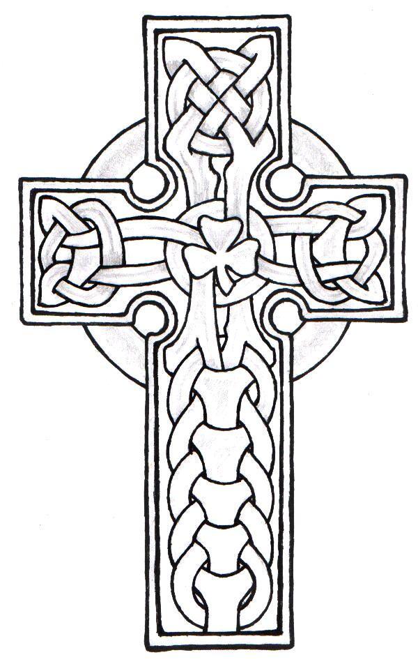 Celtic Cross 01 by ppunker