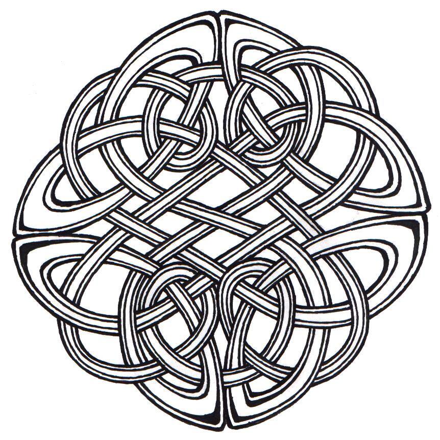 Celtic Knot 009 by ppunker on DeviantArt