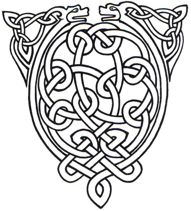 clip art celtic animals - photo #8