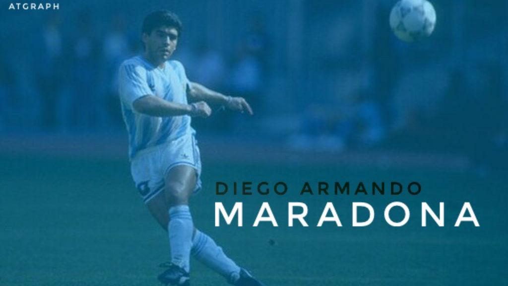 Diego Armando Maradona Wallpaper Hd By Atgraph On Deviantart