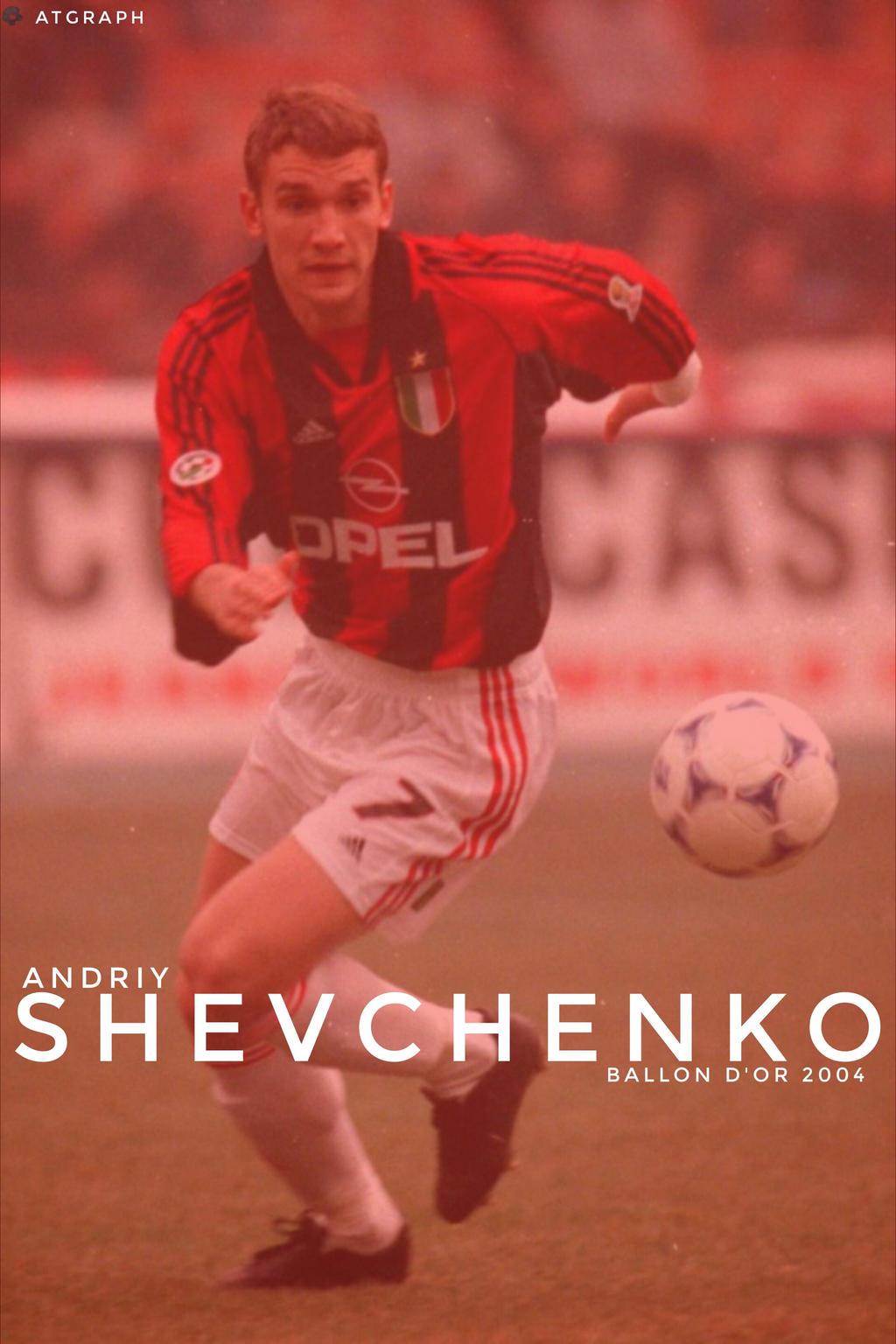 Andriy Shevchenko Wallpaper HD by ATGraph on DeviantArt