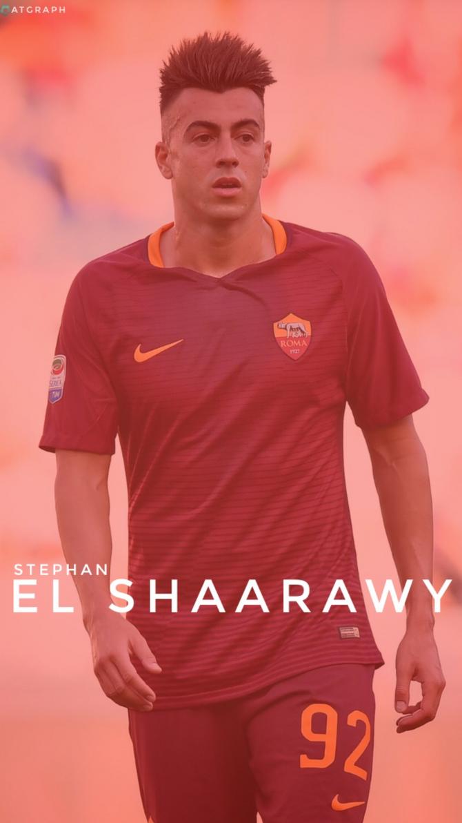 Stephan El Shaarawy Sfondo iPhone by ATGraph on DeviantArt