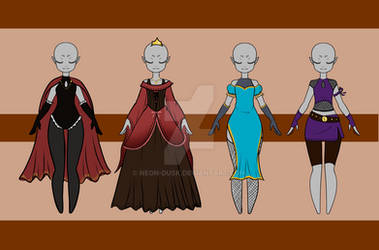 OUTFIT Set adopt 1 Offer what you want  OPEN