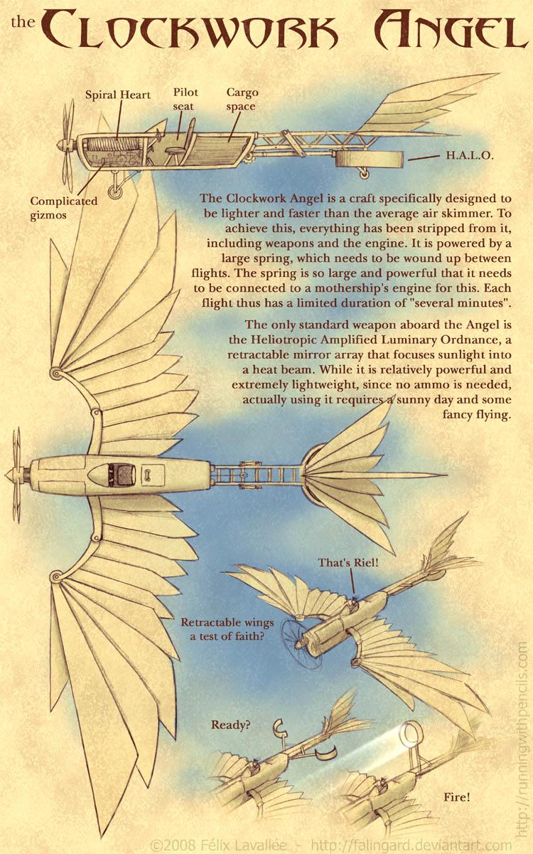 Rogue Skies: Clockwork Angel