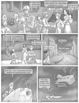 Rogue Skies: Round 1 pg 13 by falingard