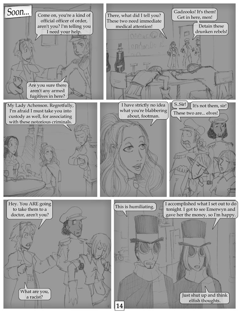 Rogue Skies: Round 2 pg 14 by falingard