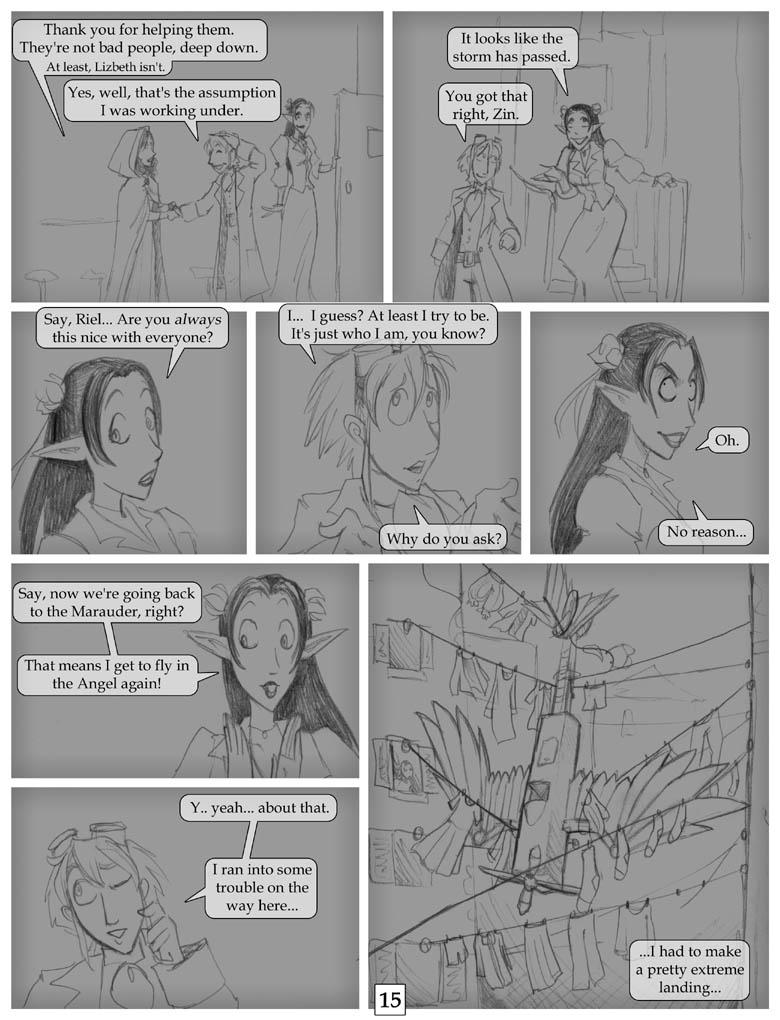 Rogue Skies: Round 2 pg 15 by falingard
