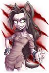 Annaira the wild werewolf