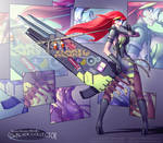 Toshinho's Blade Collector by falingard
