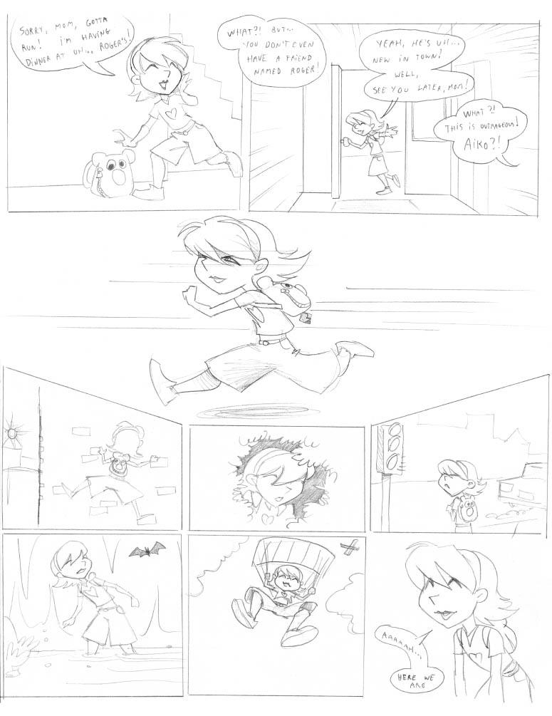 24h comic 2006: OCAA p.4 by falingard