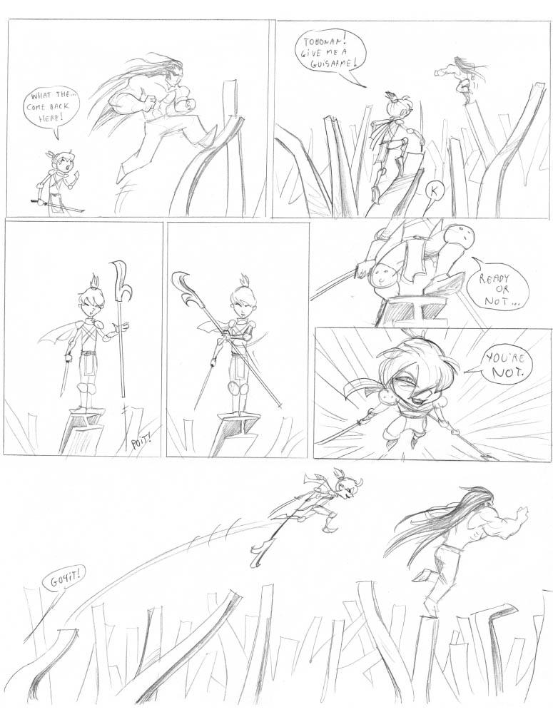 24h comic 2006: OCAA p.15 by falingard