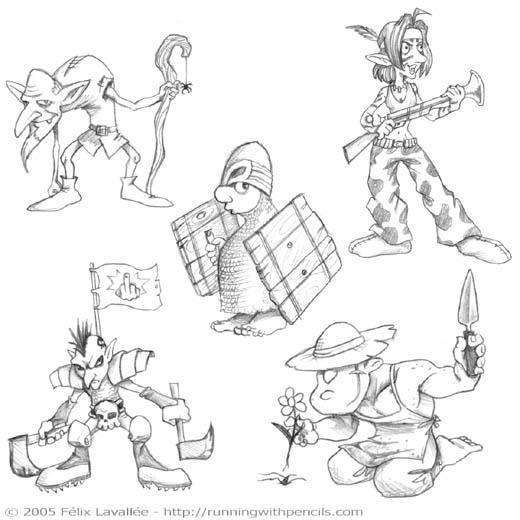 Goblins again by falingard