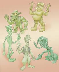 Random goblins