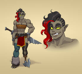 Is this... orc?
