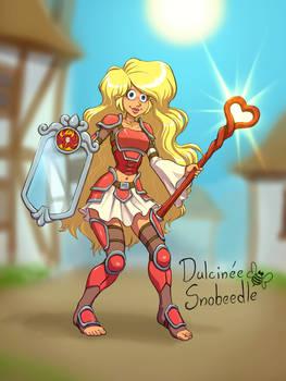 Dulcinee Snobeedle, Double Halfling