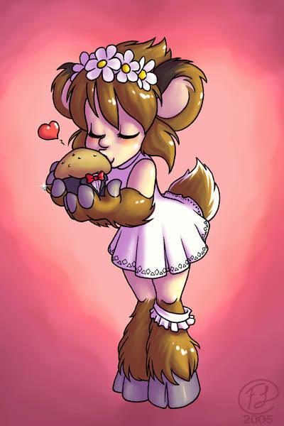 Muffin matrimony by falingard