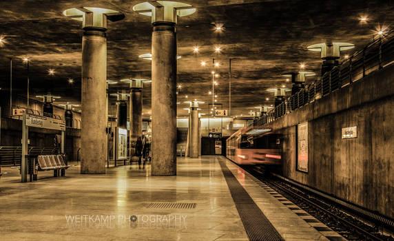 Berlin Underground by Mithcair