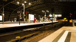 Train Arriving At The Berlin Main Trainstation by Mithcair