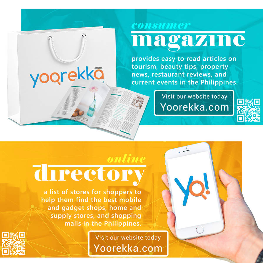 Yoorekka: Consumers' Magazine and Online Directory by