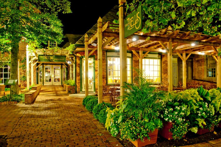 the trellis restaurant of cw by takeitallphotos on deviantart