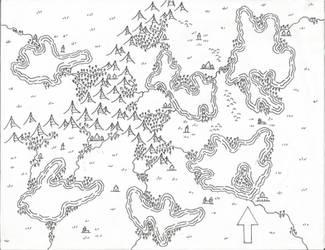 Regional Fantasy Map 2
