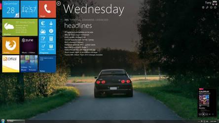 December 2011 Desktop