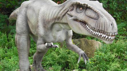 Dryptosaurus Aquilunguis