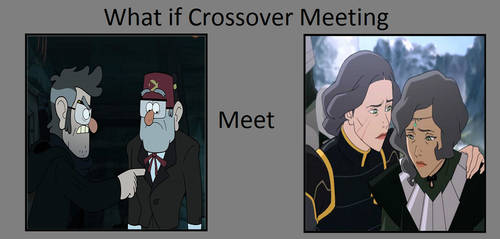 The Pines Brothers Meet The Beifong Sisters