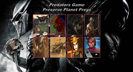 Chosen Prey On The Predator Home Planet by Leviarex