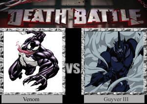 Venom vs. Guyver III