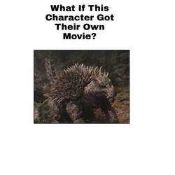 What If Anguirus Got His Own Movie?