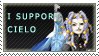 I Support Cielo by Chokutsuki