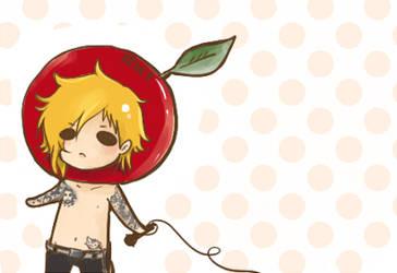 sweet cherry by yamasakirice