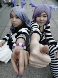 Happy Tree Friends Sister Version -Mime