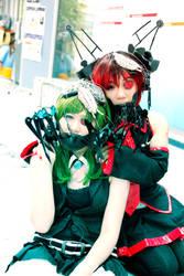 Vocaloid- Calcium @ Gumi and Teto Version