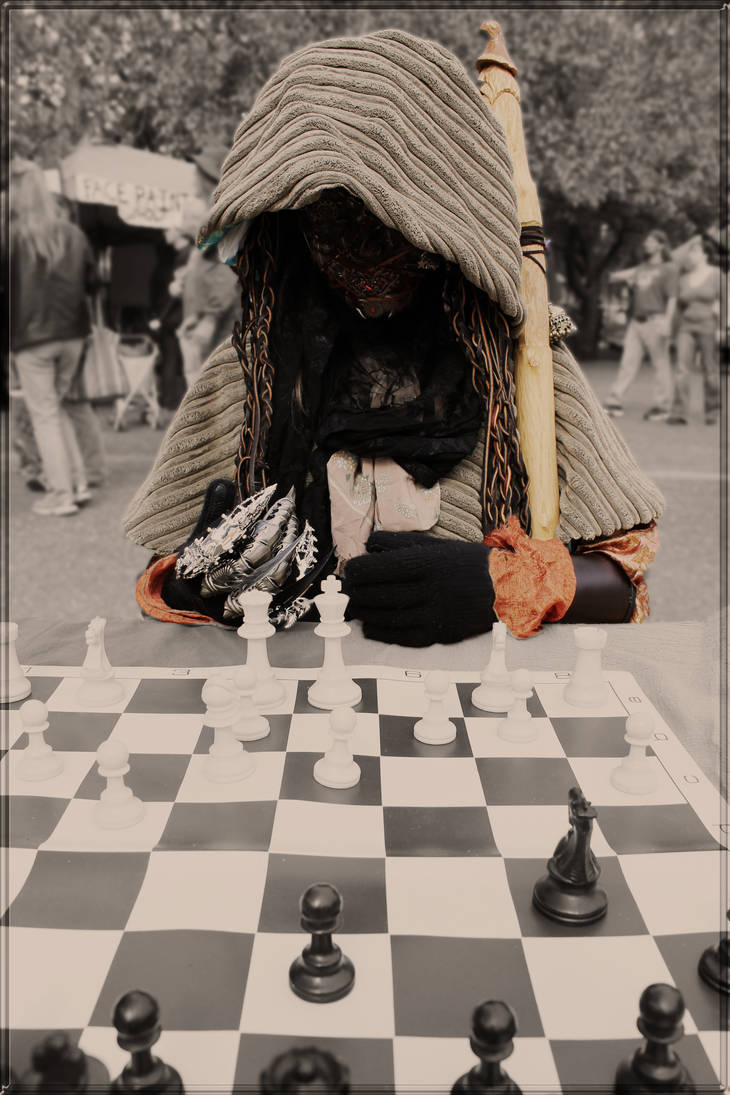 A Nice Game of Chess