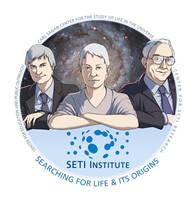 SETI Portraits by spoonbard