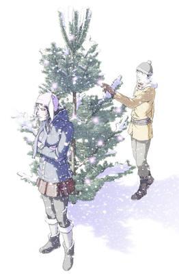 KK does not Christmas