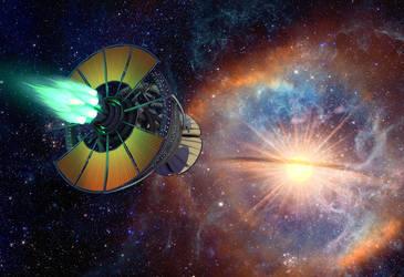 Star Birth by spoonbard
