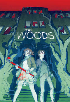 The Woods Variant Cover
