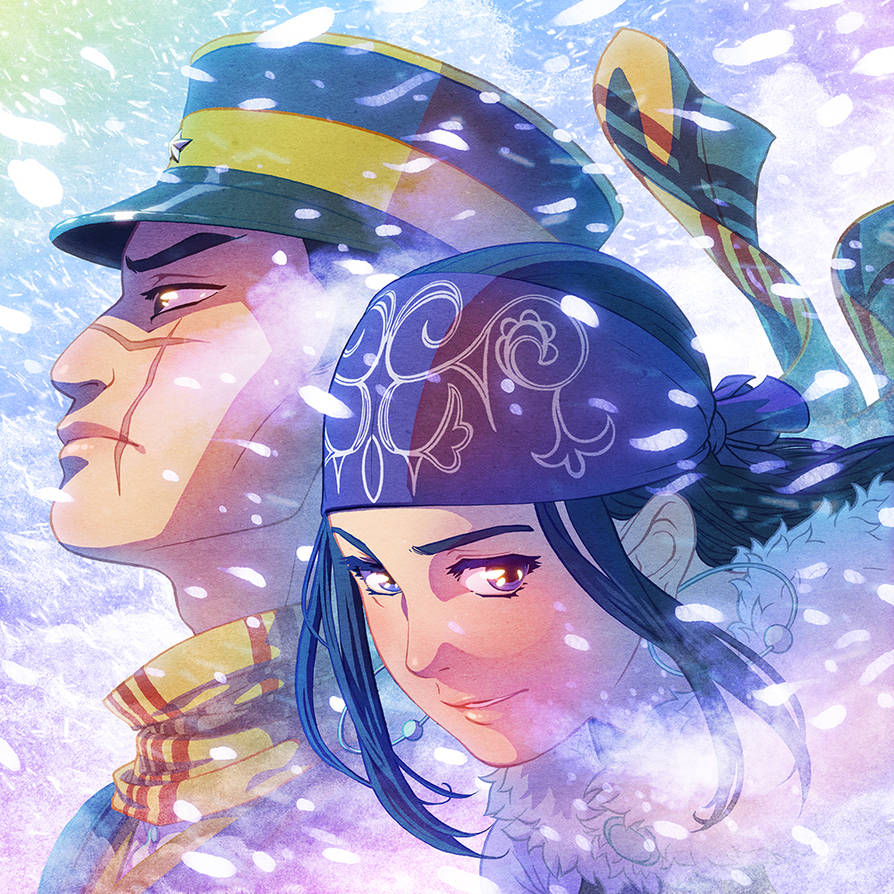 Golden Kamuy by spoonbard