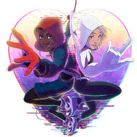 Miles and Gwen