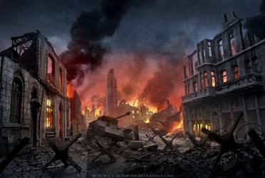 WWII Scene