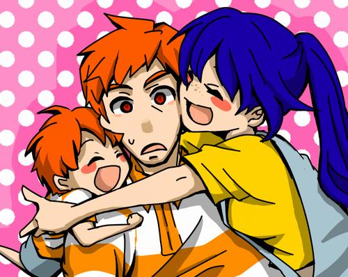 Love dad by marsbarrl
