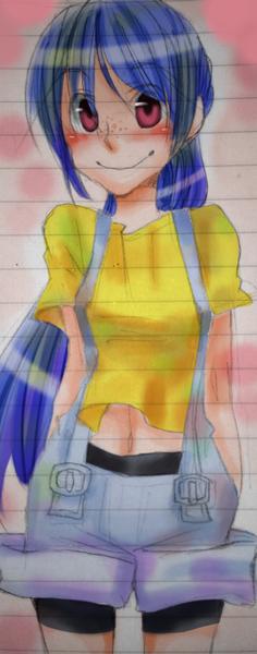 scribble by marsbarrl