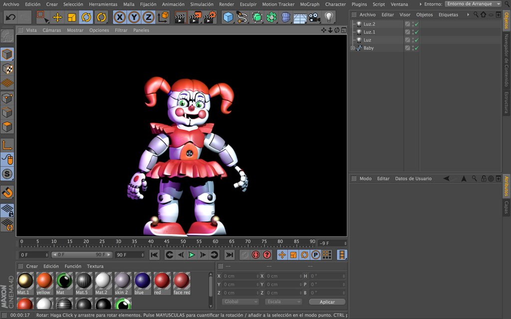 baby jumpscare c4d by - photo #48