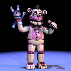 Funtime Freddy by Maximorra