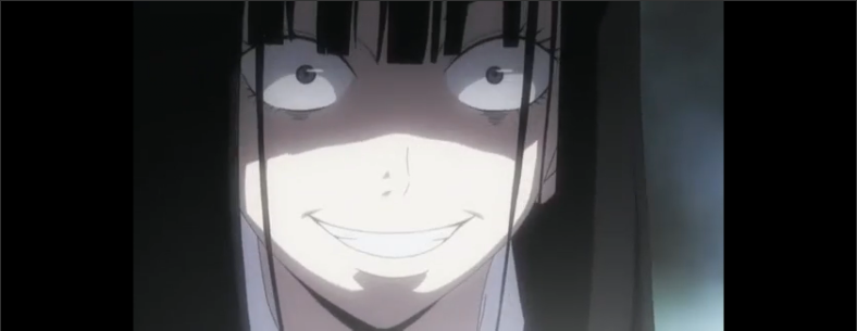 creepy smile time by phantomdreamerluna on deviantart